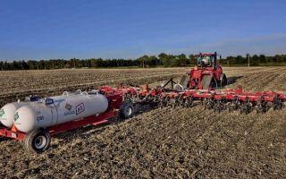 Способы и технология внесения удобрений