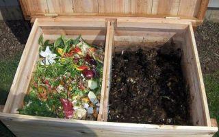 Изготовление компоста для удобрения сада и огорода