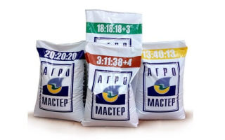 Питательные комплексы «АгроМастер» — полностью растворимые удобрения