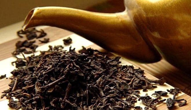 использованная заварка чая как удобрение